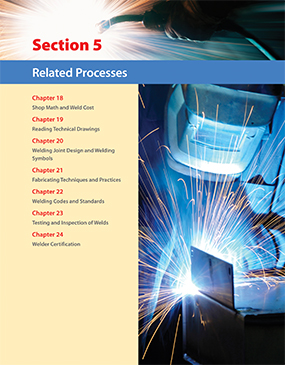 Welding Principles and Applications 8e (Jeffus) Interior